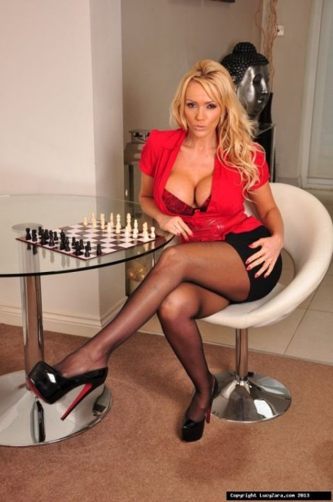 Сексуальные секретарша
