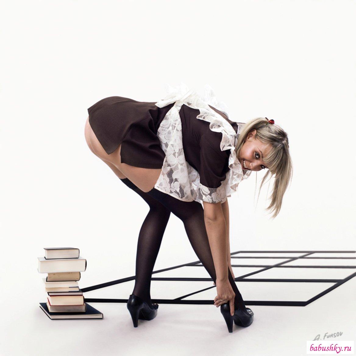 Порнофото выпускница