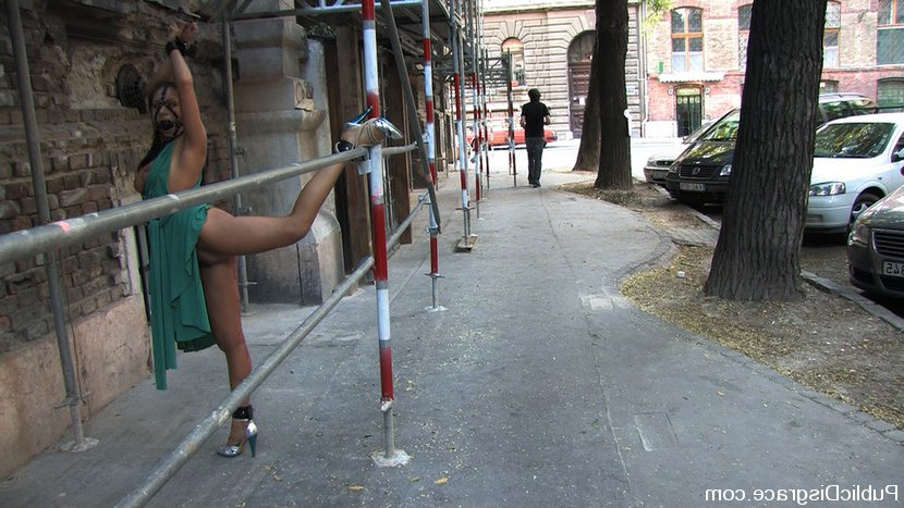 На точка проститутки улице