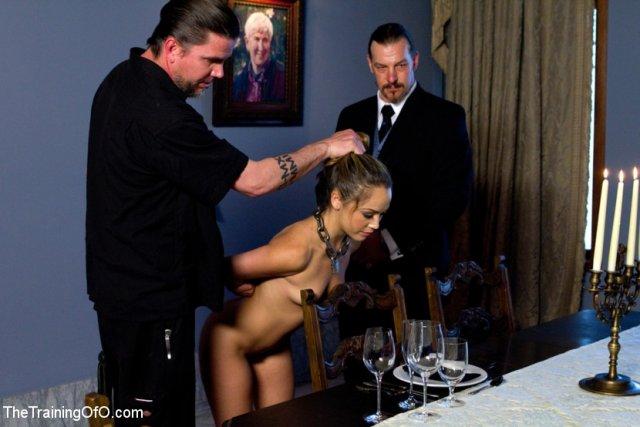 Порно фото жесткого группового секса садо мазо 6